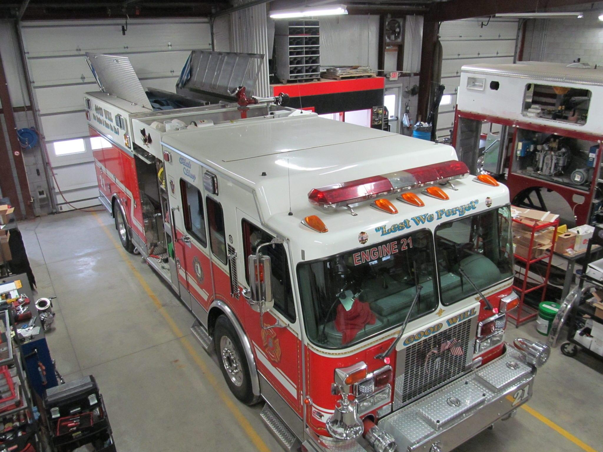 fire truck parts replacement parts fire apparatus rh firelineequipment com