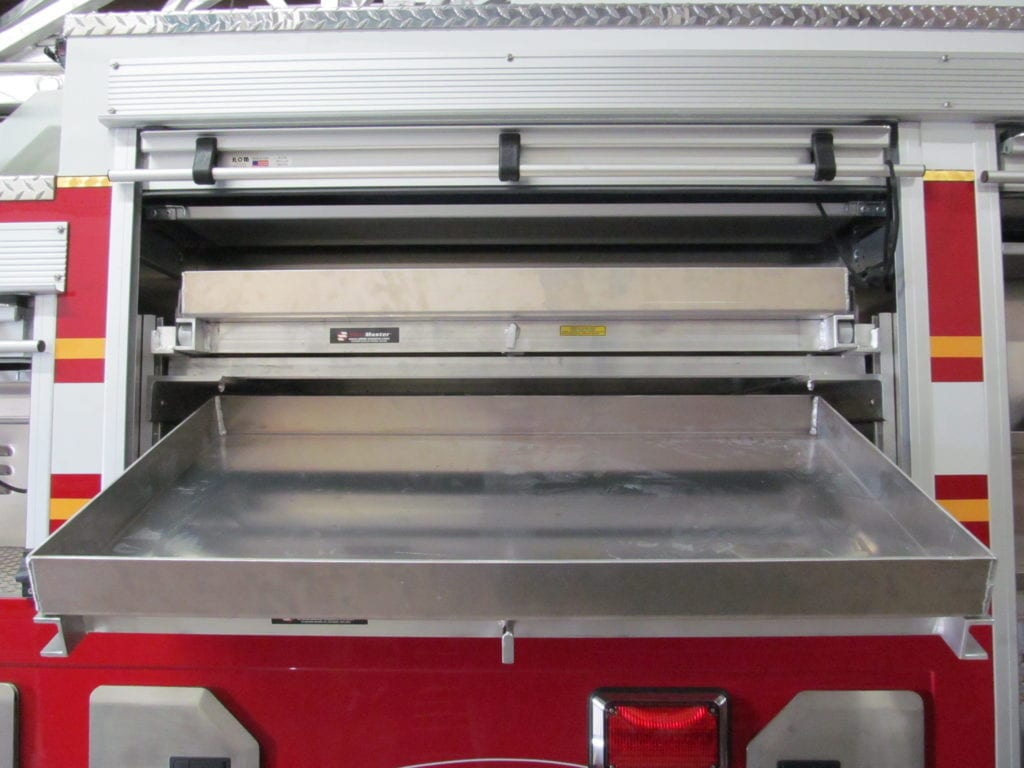 Custom Trays, Shelves & Aluminum Fabrication
