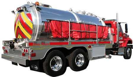 E-ONE Waster Master Tanker