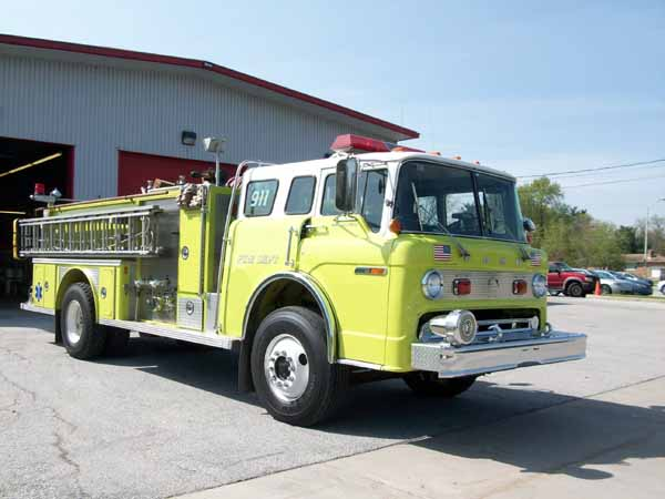 1978 ford eone pumper 6000006 used fire truck for sale. Cars Review. Best American Auto & Cars Review