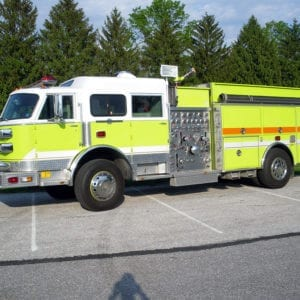 Refurbished American LaFrance pumper For sale