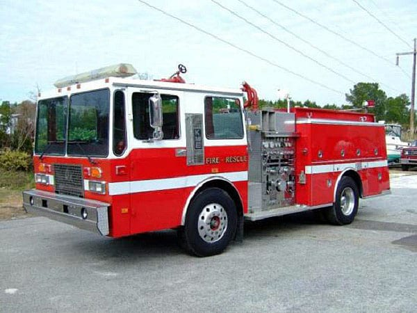 1989 KME Renegade Pumper For Sale