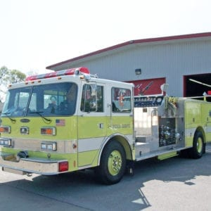1989 Pierce Arrow Pumper For Sale