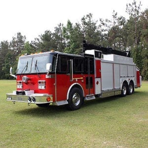 1990 Spartan Saulsbury Heavy Rescue For Sale