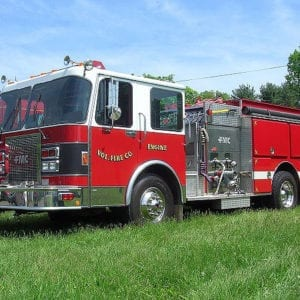 1990 Spartan FMC Pumper Tanker For Sale
