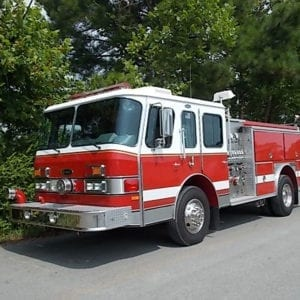 1991 E-ONE Pumper For Sale