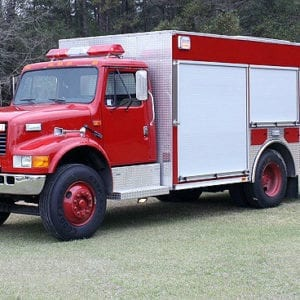 1991 E-One Rescue For Sale