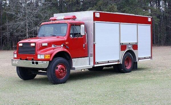1991 E-One Rescue For Sale