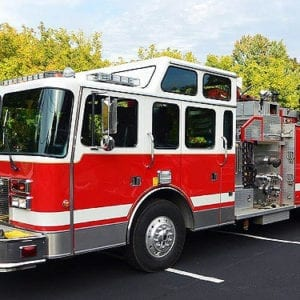 PemFab rescue pumper For sale