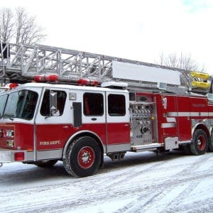 E-ONE Ladder Tower For Sale