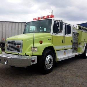 1996 E-ONE Pumper For Sale