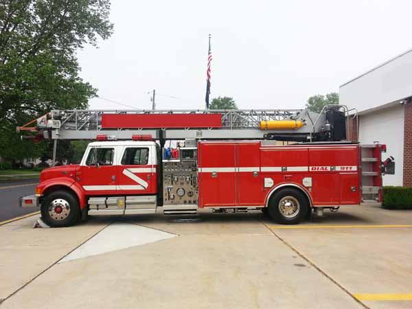 Used Fire Trucks : Crary hose vfc fire line equipment