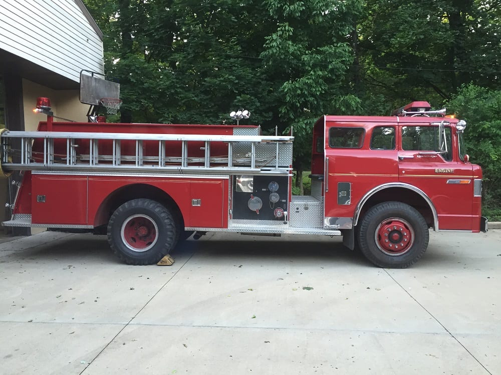 Used Fire Trucks : Used fire trucks archives page of line equipment