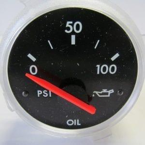 22-46073-000 Oil Pressure Gauge