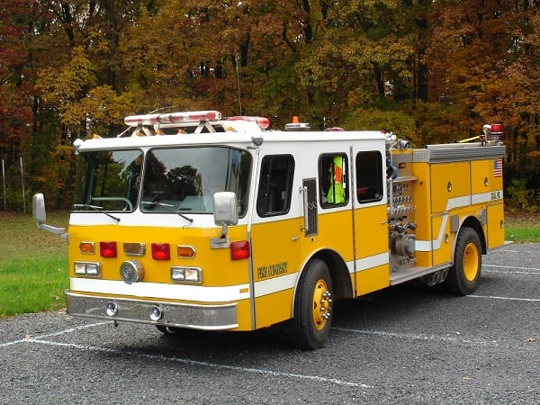 1989 E-One Cyclone Pumper For Sale