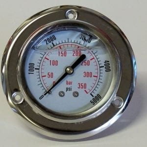 7770689 Gauge 0-5000 psi