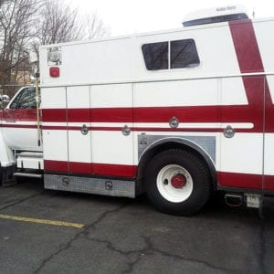 1988 Chevy Walk-In Rescue For Sale
