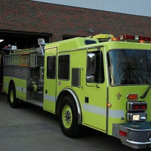 Grumman Top Mount Pumper For Sale