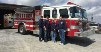 New Delivery – Ashley Fire Department