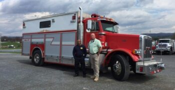 New Delivery – Gore Fire Department