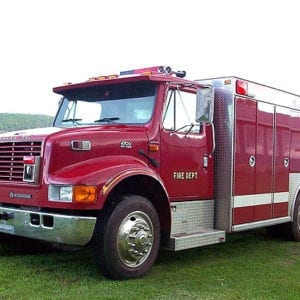 1994 International Rescue For Sale