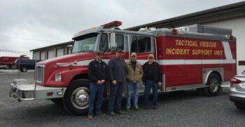 LeRaysville-Pike Volunteer FD
