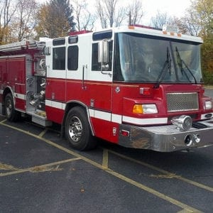 1996 Pierce Rescue Pumper For sale