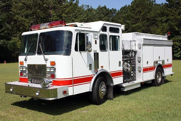 KME Rural Pumper Tanker For Sale
