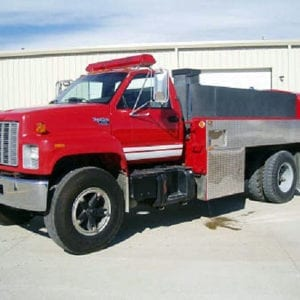1991 GMC Top Kick Tanker For Sale