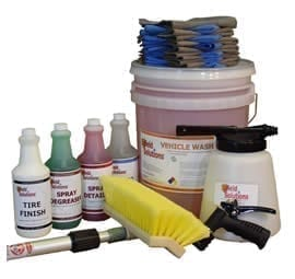 Vehicle Cleaning Kits