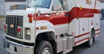 Springdale Volunteer Fire Dept Purchases Swab Heavy Rescue