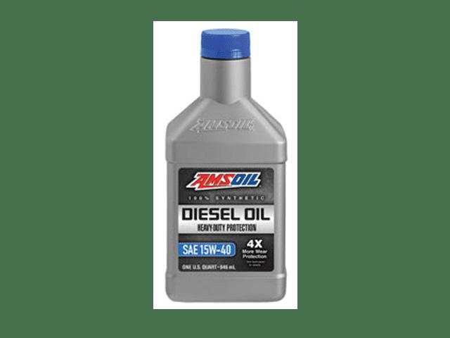 15w40 Diesel Oil >> Amsoil Heavy Duty Synthetic Diesel Oil 15w 40