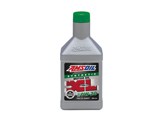Amsoil Xl 0w 20 Synthetic Motor Oil Fire Line Equipment