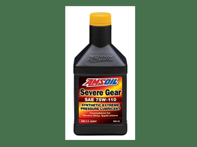 Amsoil Severe Gear 75w 90 >> Amsoil Severe Gear 75w 110 Fire Line Equipment