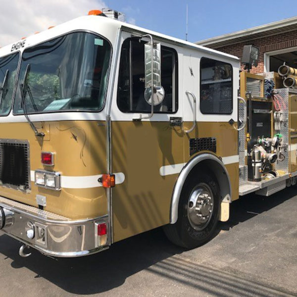 pumper with foam for sale