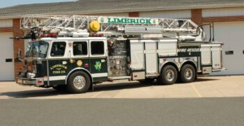 Congratulations to Nacona, TX on their new ladder and Thank you to Limerick, PA