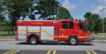 Sold!  Concordville Fire & Protective Assoc. Uses Fire Line Equipment to Sell Second Truck.