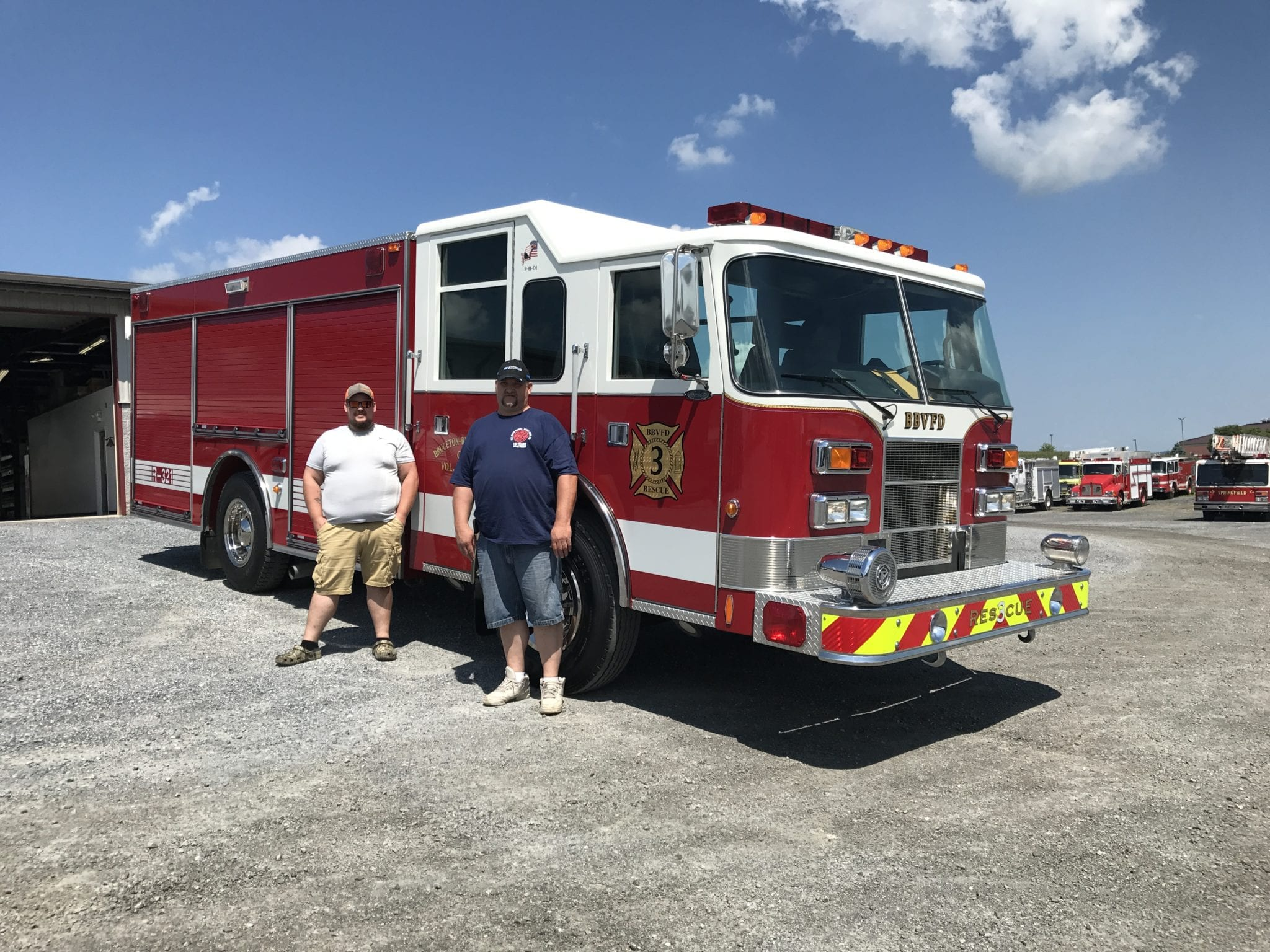Used Fire Trucks For Sale >> Used Fire Trucks I Apparatus I Equipment Sales