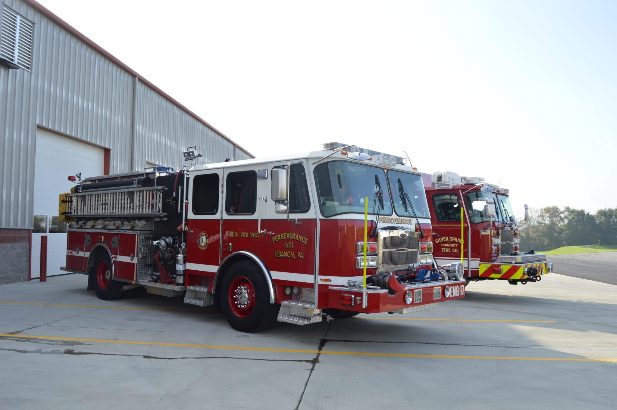 Fire Truck Service