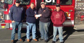 East Enterprise Volunteer Fire Department
