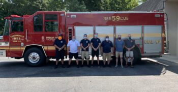 Concordville Fire Sells Pierce Rescue Pumper