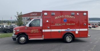 BUCKS COUNTY RESCUE SQUAD