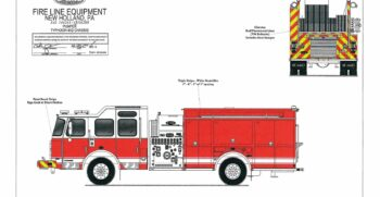 2021 E-ONE Typhoon Stock Pumper