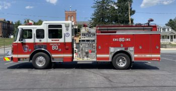 Columbia Borough Fire Department Station 80
