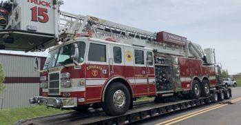 Congratulations Seven Hills Fire Rescue