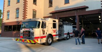 Lititz Fire Company No. 1 Typhoon Delivered